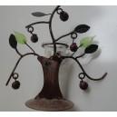 """Tea light candle holder """"apple tree"""""""