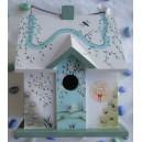 Σπιτάκι-φωλιά για πουλάκια