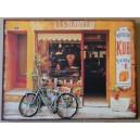 """Διακοσμητικό τοίχου """"ποδήλατο-restaurant"""""""